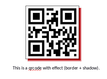 docxtemplater - Module qrcode